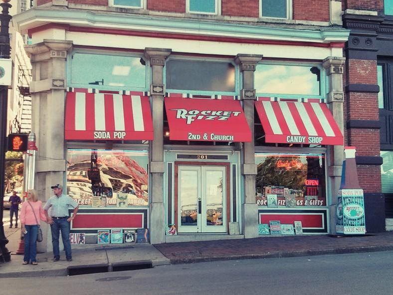 Rocket Fizz on 2nd Street