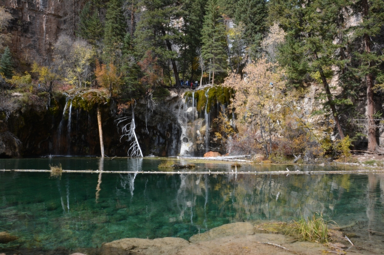 For your Hanging Lake which is the colour of every traveller's envy