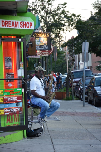 Keeping it jazzy in Philly
